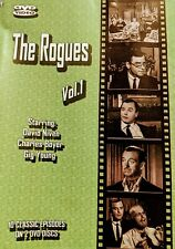 The Rogues-DVD-R-Volume One-10 Classic episodes-  2 Disc Set