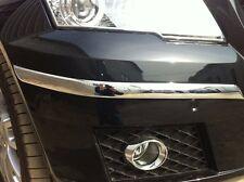 Chrome Front Bumper Trim molding For Mercedes-Benz X204 GLK300 250 GLK220 09-12