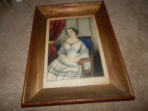 """N. Currier """"Fanny"""" Original 1857 - 1872"""