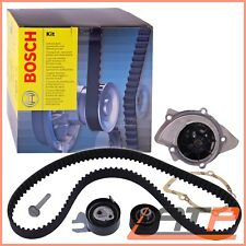 BOSCH TIMING CAM BELT KIT + WATER PUMP PEUGEOT 307 308 407 2.0 HDI