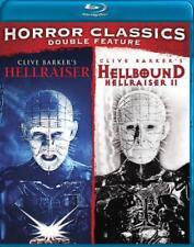 HELLRAISER/HELLBOUND: HELLRAISER II NEW BLU-RAY