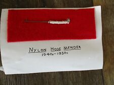 Vintage Nylon Hose Mender 1940'S-1950'S Very Rare Tool Fix Hose Garmet Fix Tears