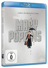 Disney - Mary Poppins (Jubiläumsedition) auf Blu Ray NEU+OVP