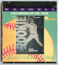 Lot of 1000 Jeff Bagwell 1992 Holoprism Rookie Of The Year Holograms Sets