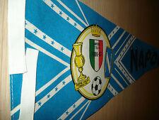 GAGLIARDETTO A BANDIERA NON UFFICIALE NAPOLI CAMPIONE D´ITALIA 1986-1987 20X25cm