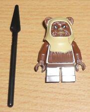Lego Star Wars Paploo (Ewok) mit Speer