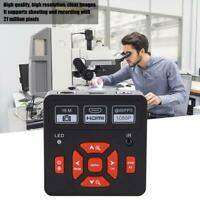 21MP CMOS Sensor 16MP HD Digital HDMI Industrial Video Microscope Camera