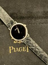 Piaget Altipano Ladies 18ct White Gold Mechanical Wristwatch