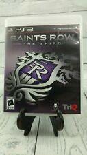 Saints Row: The Third (Sony PlayStation 3 PS3, 2011)