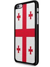 Bandera del país Iphone 6/7 caso cubierta de Georgia