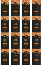 Fazer Pure Dark Crunchy Hazelnut Chocolate 16 Packs of 95g 3.4 oz