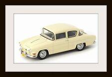 wonderful modelcar PORSCHE 1500 ZUNDER COUPE 1960 (Argentina) - 1/43 - ltd.ed.