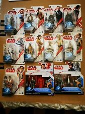 Lot de 11 figurines star wars vintage