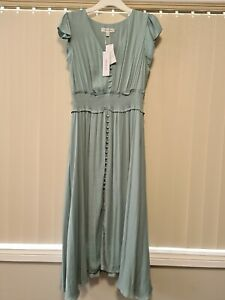 Forever New Dress Size 16 NWT Jade Stone Gorgeous!