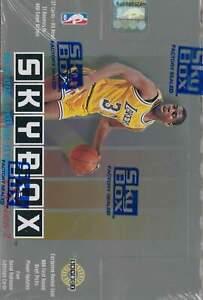 1992-93 SKYBOX NBA BASKETBALL CARDS SERIES 2 SEALED BOX
