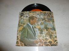 "ANDY WILLIAMS - Battle Hymn of the Republic - 1968 Dutch 7"" Juke Box Single"