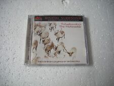 TCHAIKOVSKY / THE NUTCRAKER  cd dts audio made in USA