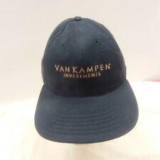 VAN KAMPEN INVESTMENTS - NEW  HAT - NAVY -  MACDADDY MADE IN USA