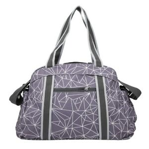 Multi Purpose Yoga Mat Bag Tote Sling Carrier W/Side Pockets Zippers For Office.