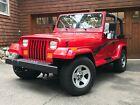 1994 Jeep Wrangler  1994 Jeep Wrangler Rare Splash Edition, 1 Owner, Only 24,602 miles, all original