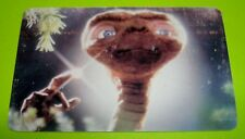 1982 Totino's E.T. The Extra-Terrestrial lighted finger Movie Scene Phone Card