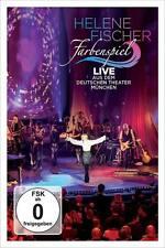 HELENE FISCHER Farbenspiel Live DVD Aus Dem Deutschen Theater München * NEU