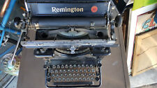 """VINTAGE  """"REMINGTON"""" TYPEWRITTER..HAS #16 ON FRONT..THANKSGIVING SPECIAL! UNIQUE"""