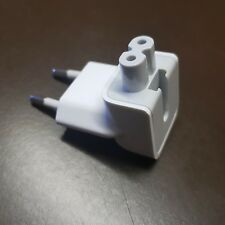 VOLEX AC Power Adapter Charger Wall Plug Duck Head For Apple Macbook EU (NEW)