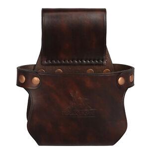 Tourbon Leather Rifle/Shotgun Holster Long Gunbutt Belt Rest Pouch Special Offer