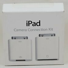 Genuine Apple iPad Camera Connection Kit Model A1362 A1358