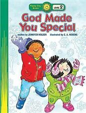 God Made You Special (Happy Day Books) by Jennifer Holder (2005, Paperback)