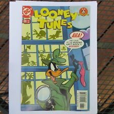 Looney Tunes DC Comics 86 March 2002 NEVER READ Daffy Duck Porky Pig