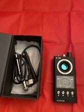 Korkuan K-68 Anti Spy Bug Hidden Camera Rf Detectors Wireless Gps Locator Finder