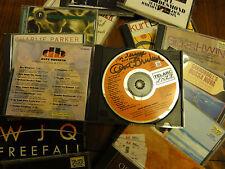 15 Jazz CDs Telarc Blue Note Dave Brubeck Autograph Charlie Parker Elling More