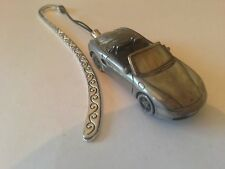 Porsche Boxster   ref192  FULL CAR on a Pattern bookmark with cord
