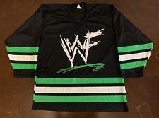 Rare Vintage WWF WrestleMania 2000 Hockey Jersey
