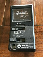 Arion Quartz Micon Guitar Tuner HU-8100