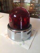Vintage Police Ambulance Fire Beacon Light Champion Siren Darley Tp 3278 6 Volt