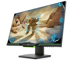 "HP 27xq 27"" QHD 2560 x 1440 Quad HD PC Gaming Monitor 144 Hz, HDMI - DisplayPort"