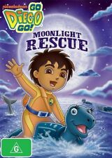 Go Diego Go: Moonlight Rescue DVD R4