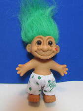 "IRISH LUCKY O'TROLL  - 5"" Russ Troll Doll -  NEW - Great For Bingo"