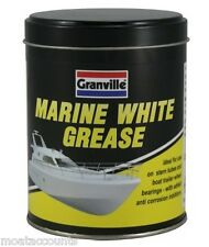 White Marine Grease [2750] 500 g Tin Waterproof & Resistant to Salt Water
