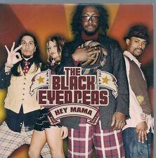 CD SINGLE 2 TITRES--THE BLACK EYED PEAS--HEY MAMA--2004
