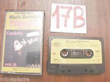 MC Musicassetta Cassetta AUDIO fisarmonica mario battaini tanghi celebri vol 2