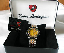 TONINO LAMBORGHINI  Mens Swiss Movement Watch