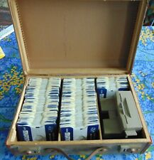 Viewmaster 275 single reels and viewer model H , all  made Belgium