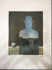 Rene Magritte Litografia 50x70 cm SPADEM - AROARTE con Certificato