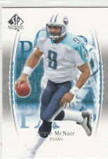 STEVE McNAIR 2003 UPPER DECK SP AUTHENTIC #9 TENNESSEE TITANS