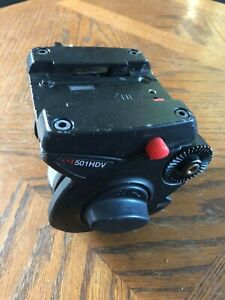 Manfrotto 501HDV Head
