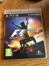 F1 2010 Formel 1 (entsiegelt) - PS3 UK Version NEU!